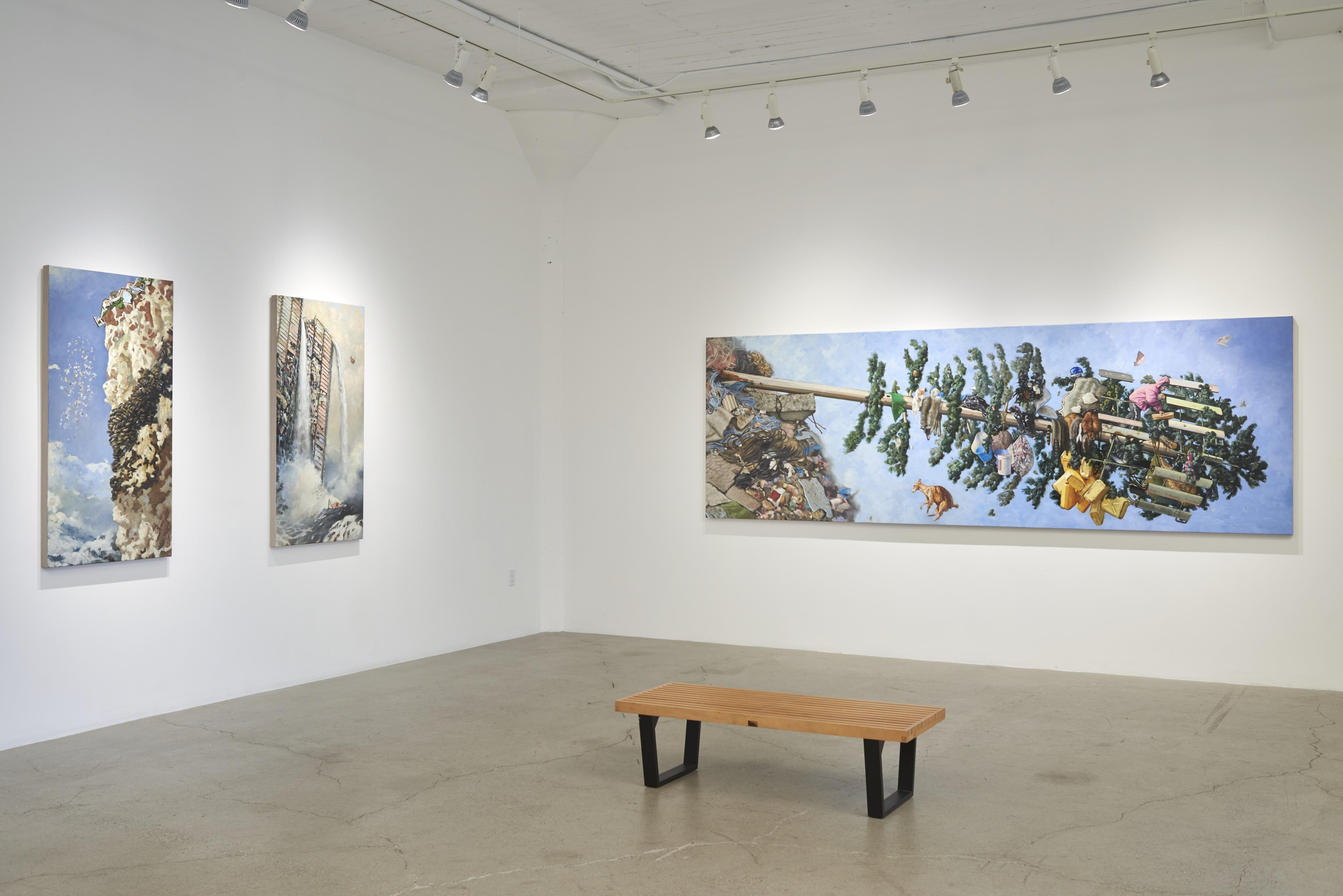 Deep State, Catharine Clark Gallery