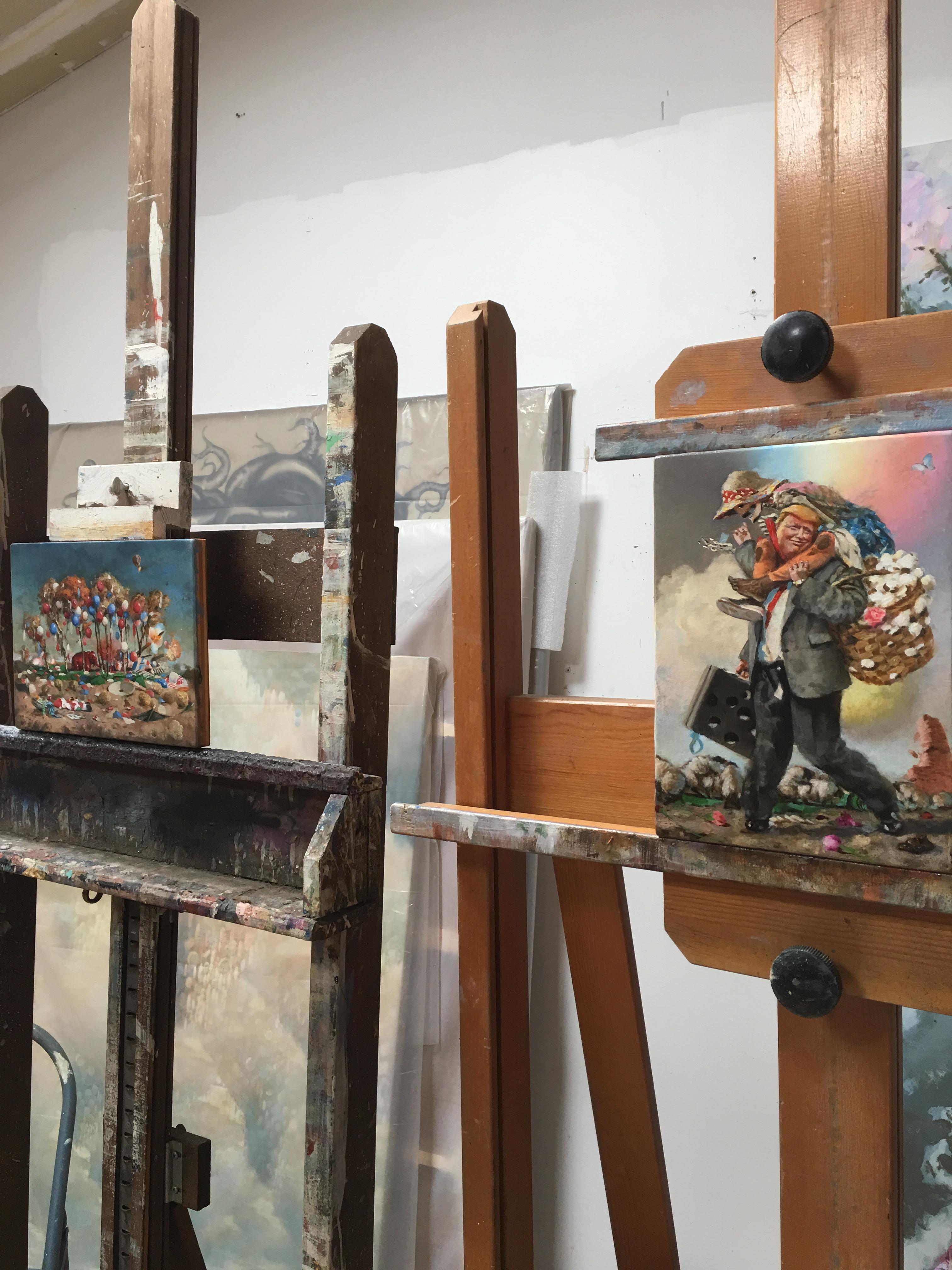 Studio, 2017