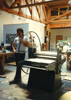 Studio, 1985