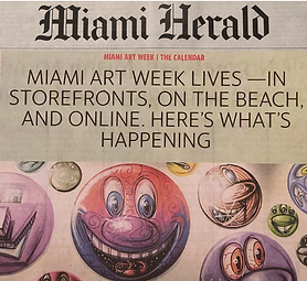 Miami Herald Art Week Guide