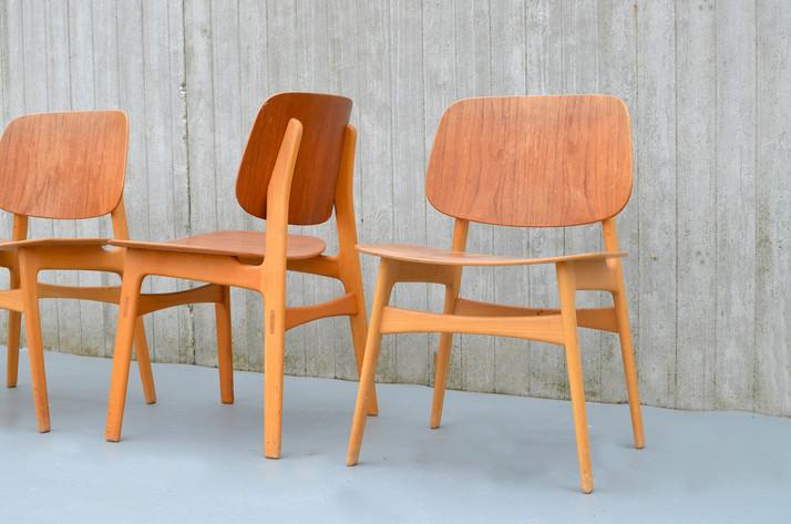 Borge Mogensen shell chair