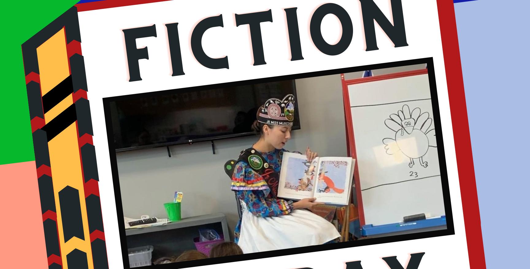 Fiction Friday w/Jr Miss 2021
