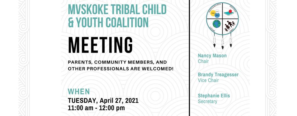 TCYC Meeting, April 27th