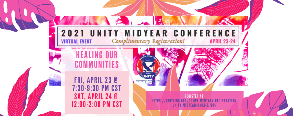 UNITY Midyear Conference - Healing Our Communities