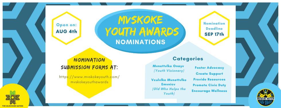 2021 MYA Nomination