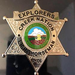 Muscogee (Creek) Nation Lighthorse Explorers