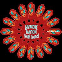 Mvskoke Nation Youth Council Logo