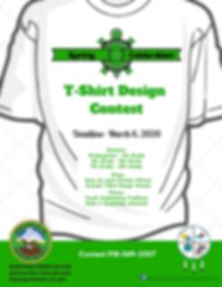 Spring Celebration T-Shirt Contest 2020