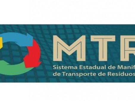 Entenda o que é o Sistema MTR-MG