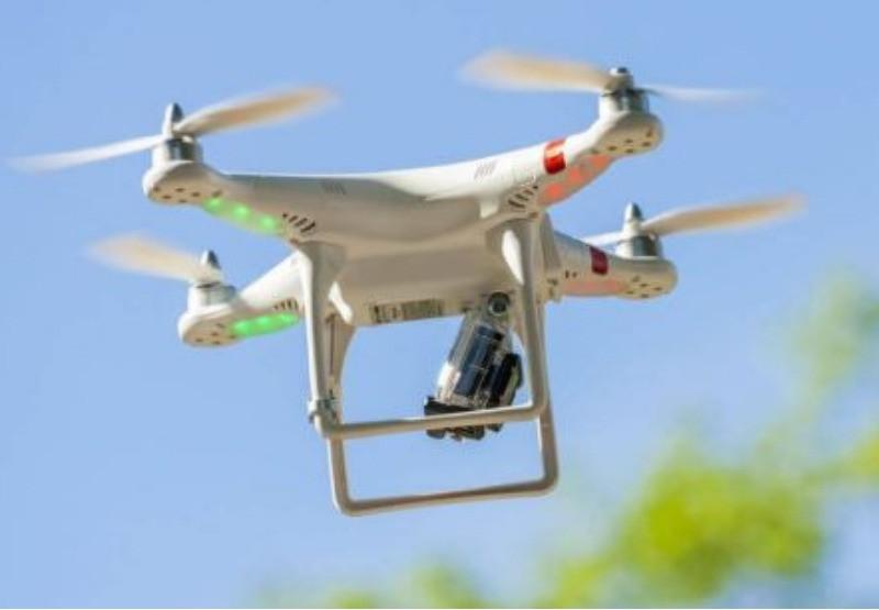 Uso de drones para levantamento de dados do Cadastro Ambiental Rural (CAR)