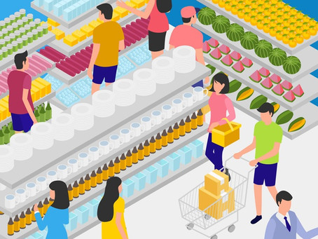 Consumo consciente em tempos de pandemia