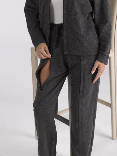 Women's Classic Zip Pant for Femoral Port Access CLOSEOUT SALE!