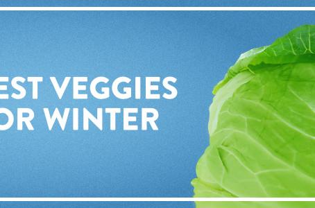 Best Veggies for Winter