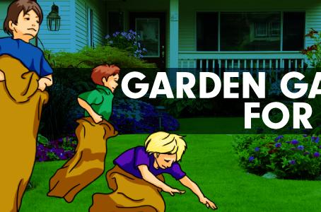 Garden Games For Kids