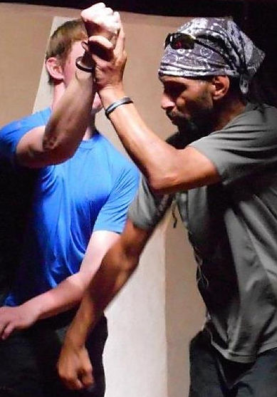 Self-defence classes North Wales, Empower Training, Breakaway Courses