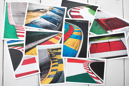 Curb Collection - Ten 5x7 Prints