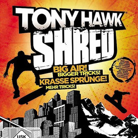 Tony Hawk:Shredded.jpg