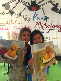 Cezanne proud!