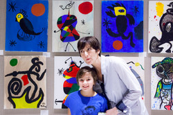 Our Miro show at SAM