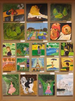 Or Impressionist show at SAM