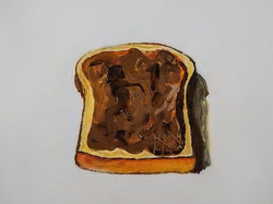 Toast Theibaud style