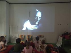 Picasso in Masterpiece Loft