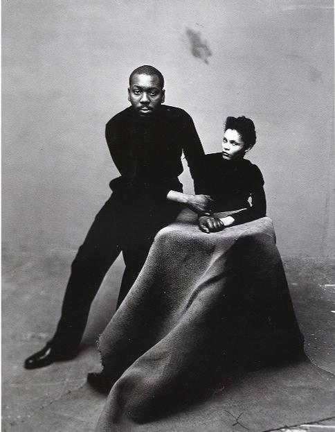Jacob-Lawrence-and-wife-Gwen-Knight