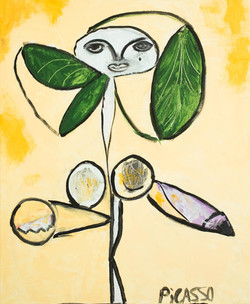 After Picasso (Francoise)