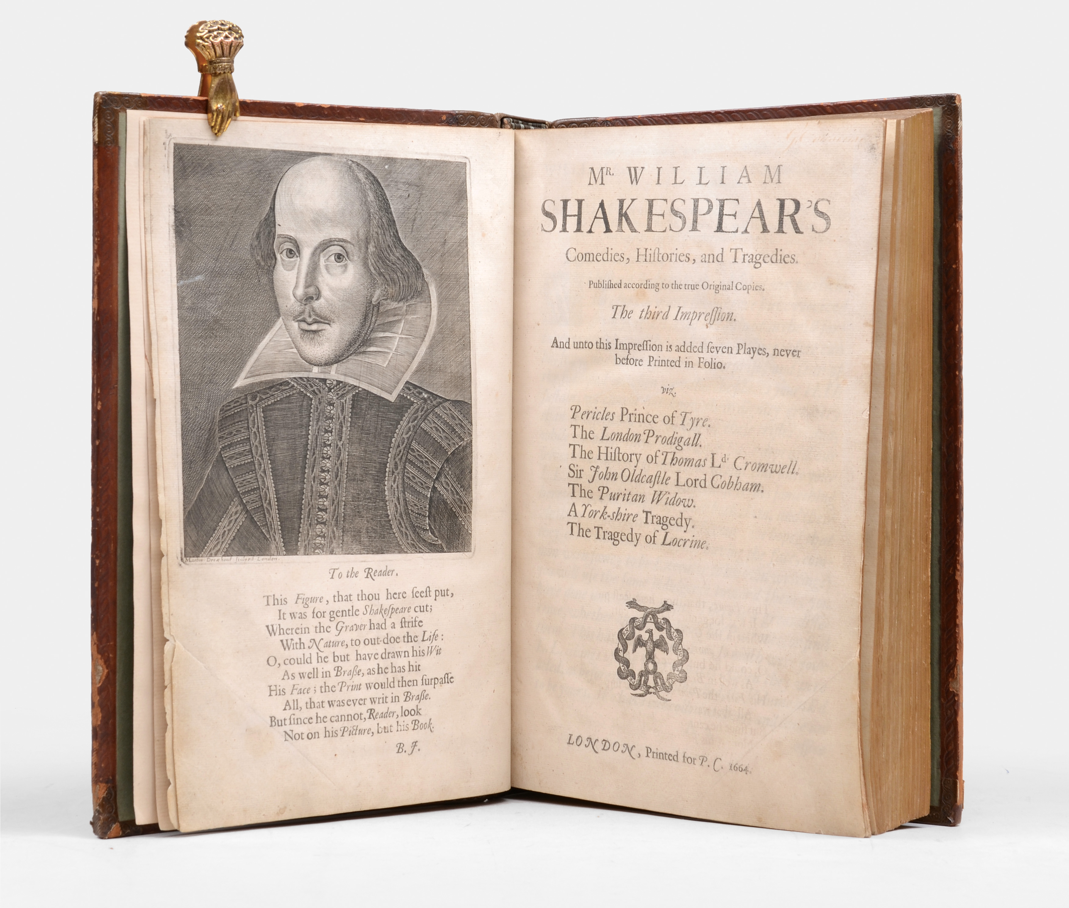 William Shakespeare_Comedies, Histories,