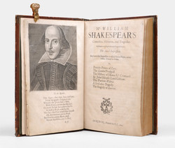 William Shakespeare_Comedies, Histories,