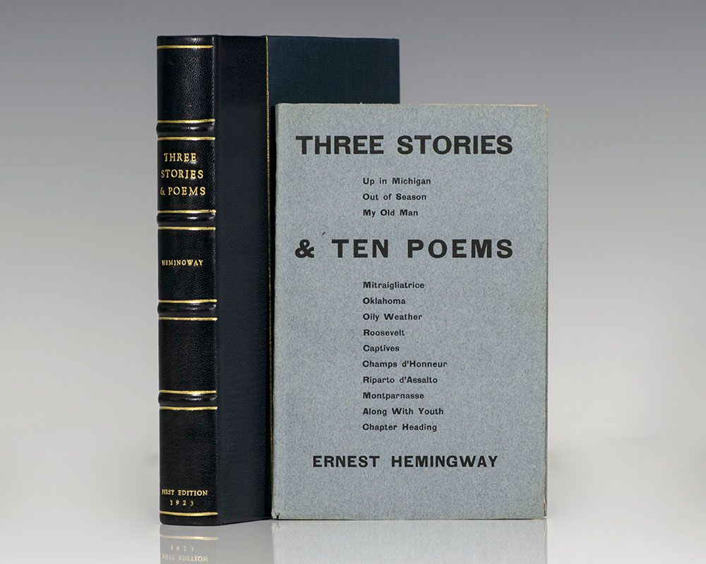 Three Stories & Ten Poems
