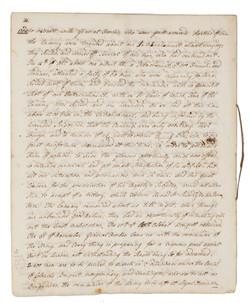 Lieutenant Rudolph Bentinck's Journal of