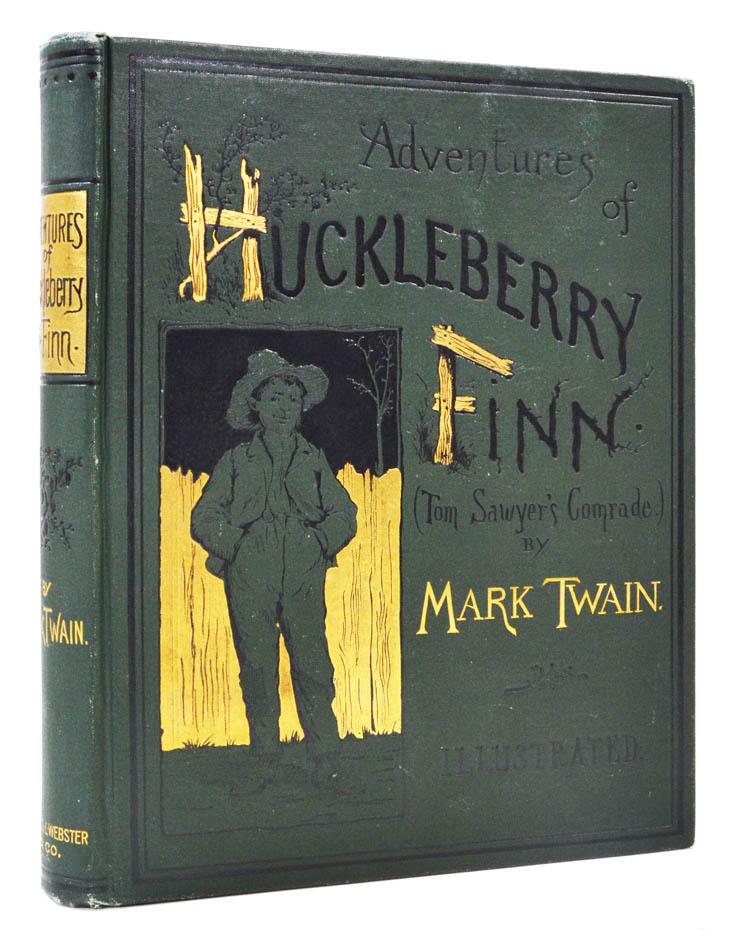 Adventures of Huckleberry Finn (Tom