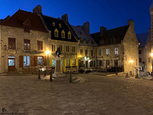 Place Royale Vieux-Québec