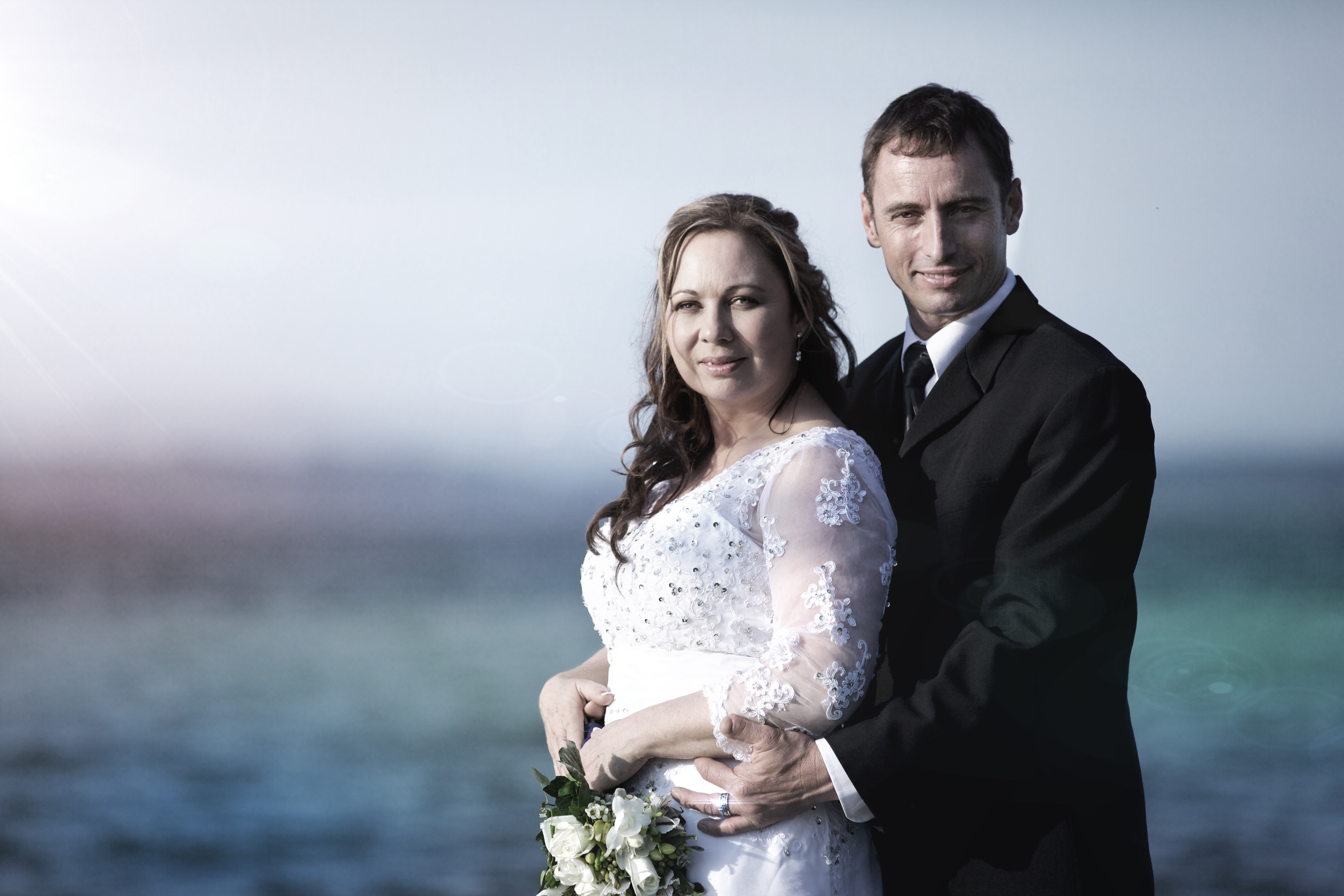 Rarotonga wedding photos