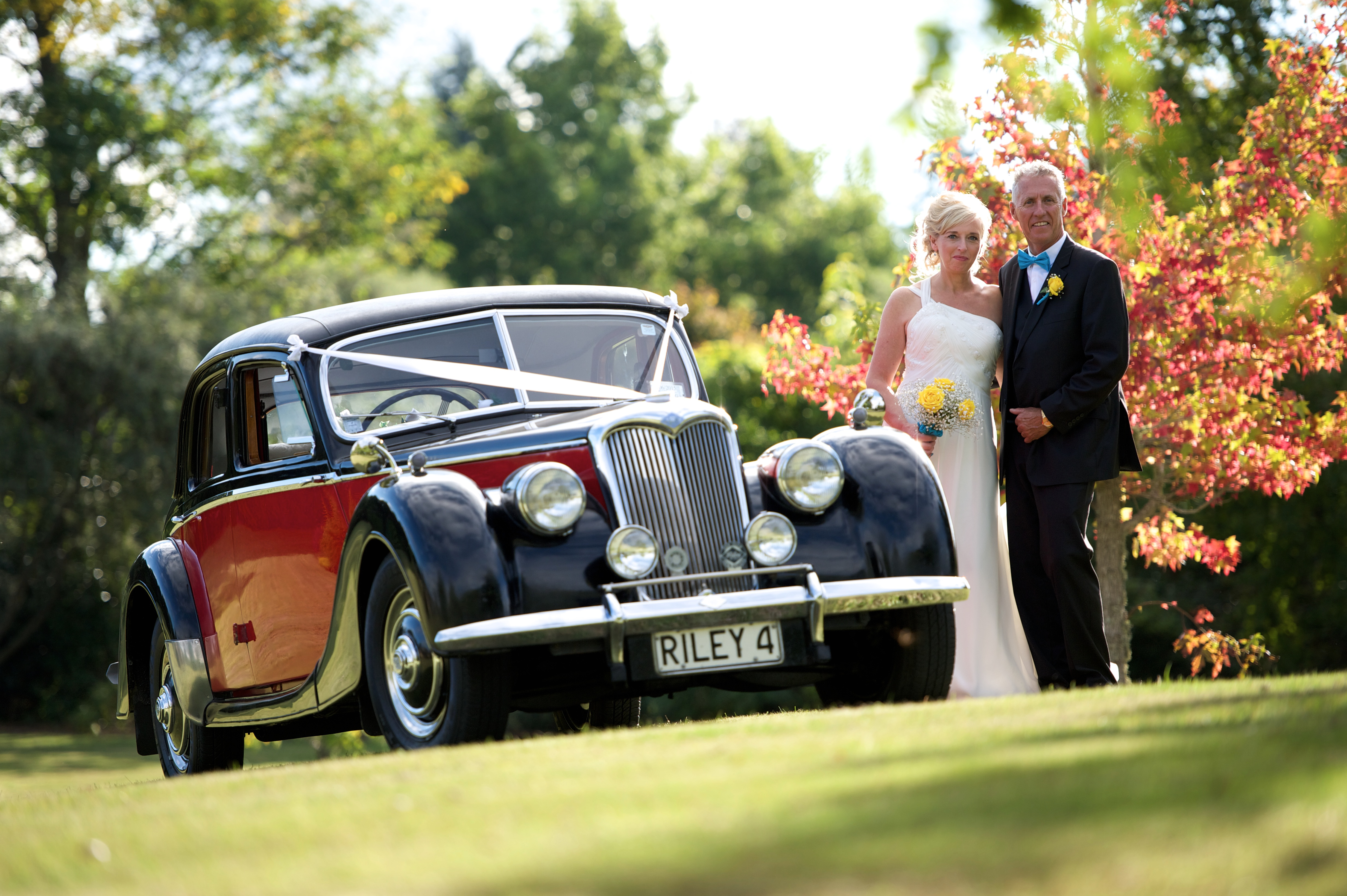 wedding car photos