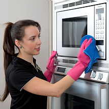 Cleaning your own home once will be cheap