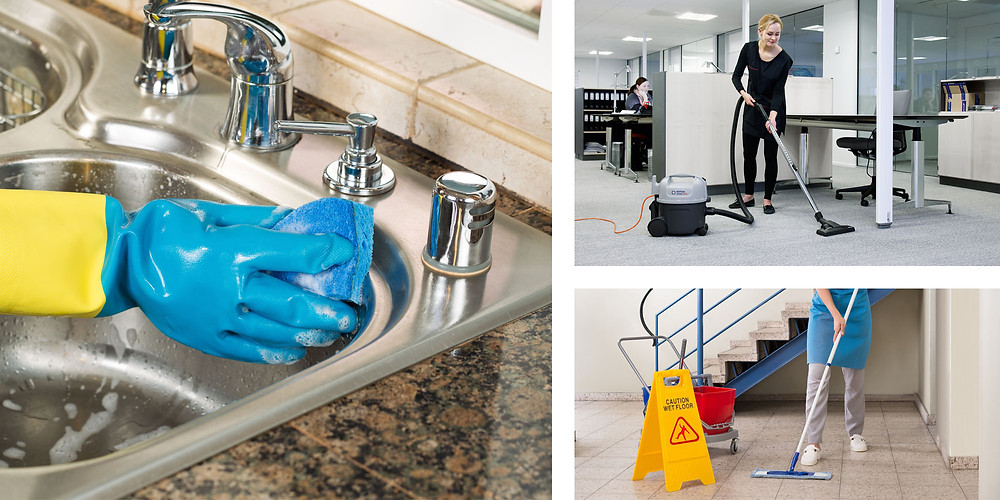 best commercial cleaners in Perth