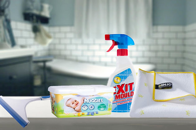 How to keep your bathroom clean in between spring cleans