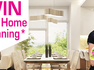 WIN a FREE cleaning for your house!