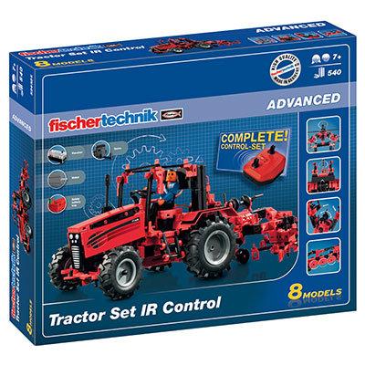 Tractor Set IR Control