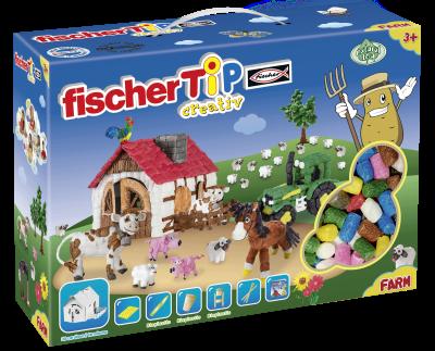 fischer TiP Farm Box
