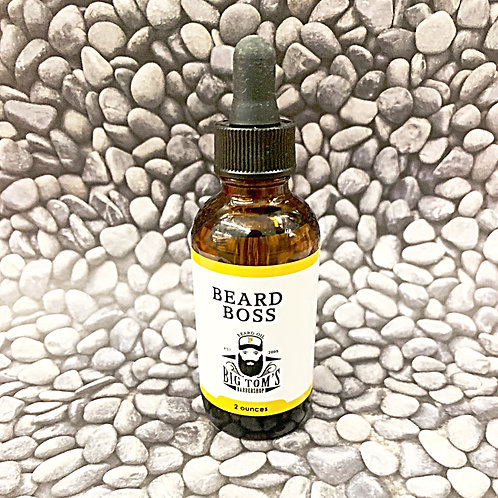 Beard Boss Oil