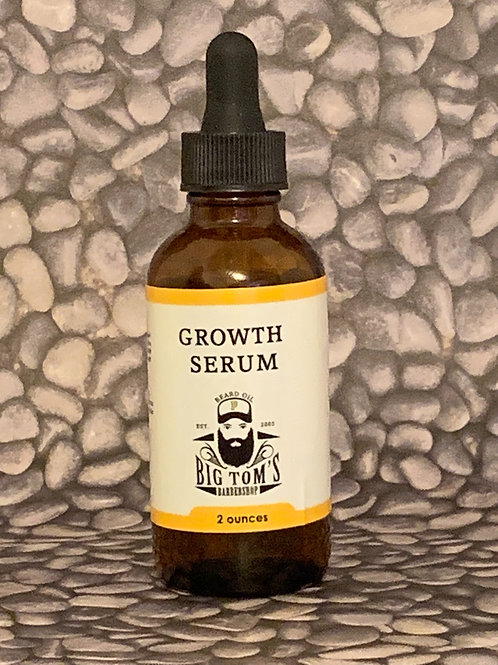 Growth Serum Beard Oil