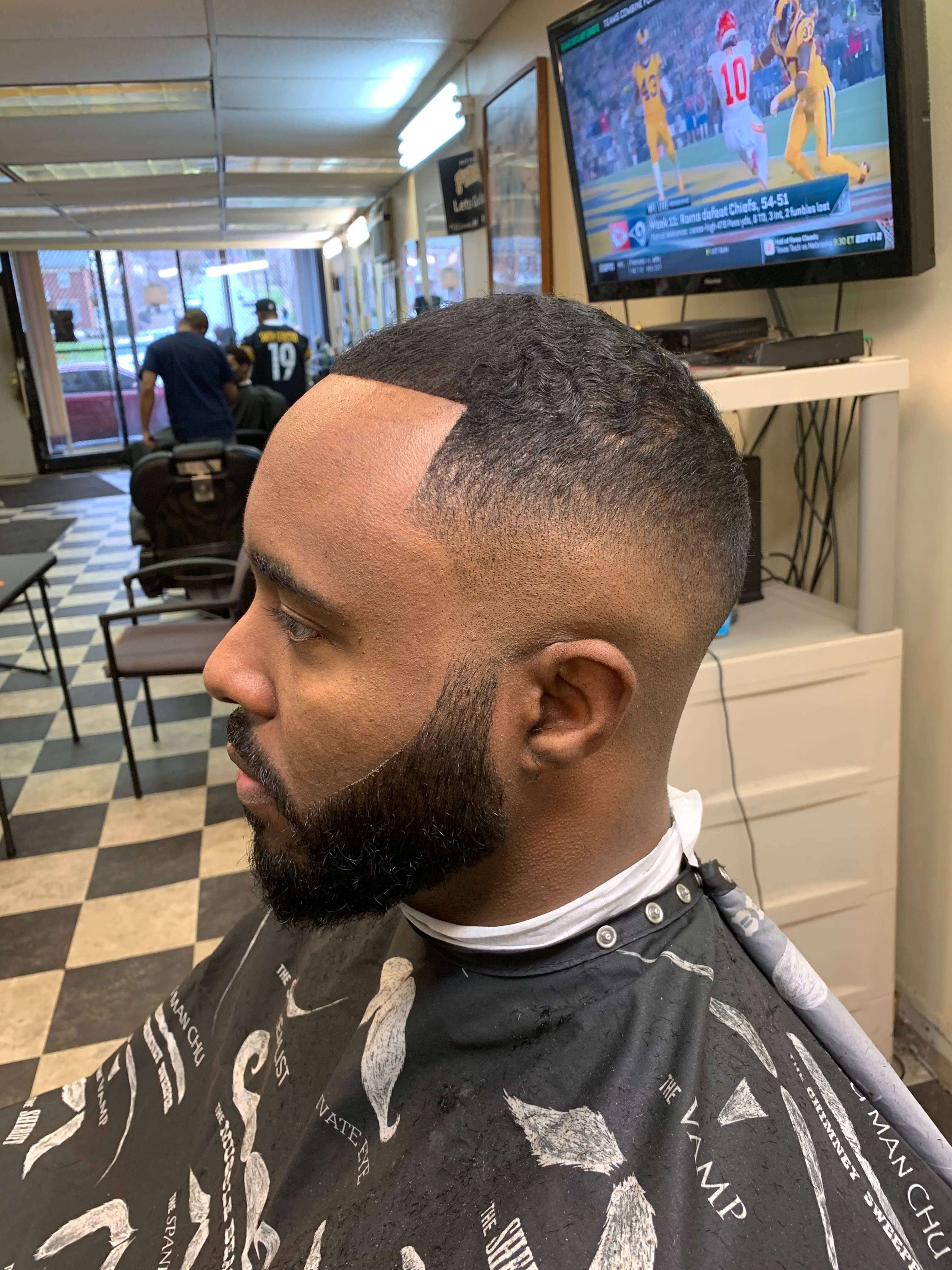Adult Haircut men and women