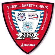 Image 2020 Vessel Safety Check Decal