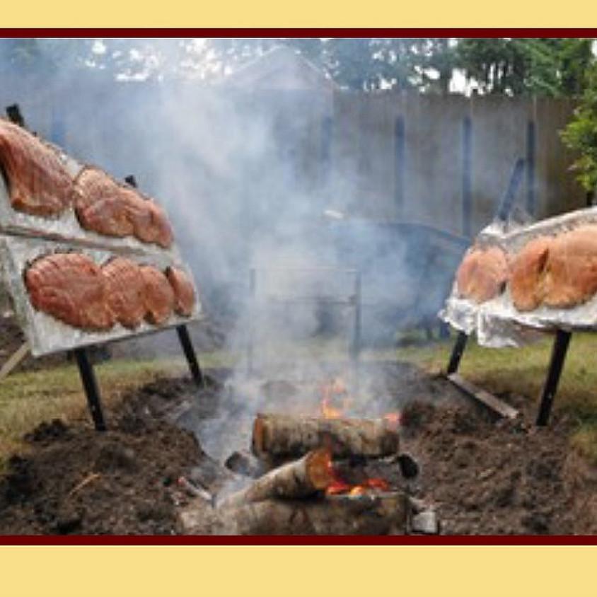 Annual Salmon Bake Rendezvous