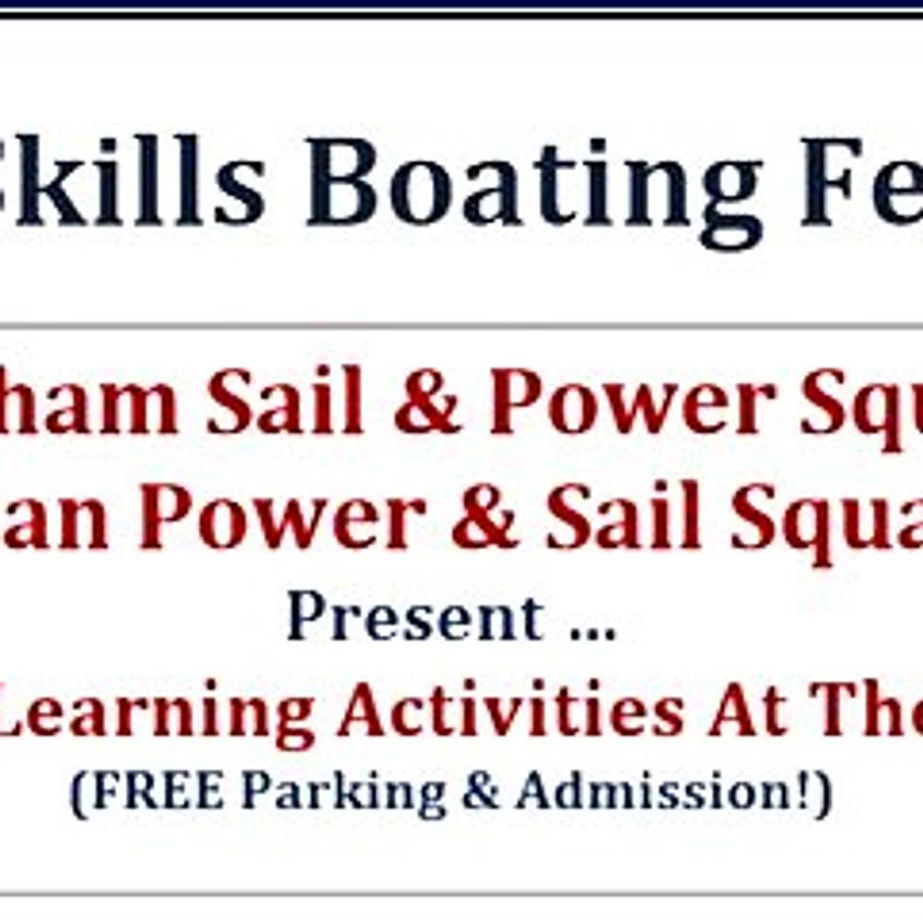 SeaSkills Boating Festival