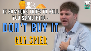 Collection: Guy Spier - #5 'If Someone Tries To Sell You Something, Don't Buy It.'