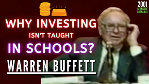 Collection: Warren Buffett - #229 'Why Investing Isn't Taught In Schools?'